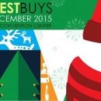 งานไทยแลนด์เบสบาย มหกรรมของขวัญ ของที่ระลึก ของตกแต่งบ้าน THAILAND BESTBUYS 2015 11-20 ธันวาคม 2558 ณ ศูนย์ฯสิริกิติ์