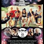โชว์ดีซี อาร์ซีเอ จตุรทิศ พระราม9 เคาท์ดาวน์ 2559 SHOW DC Countdown to 2016 in Thailand @ OASIS OUTDOOR ARENA BANGKOK