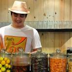 ส้มตำเด้อ สีลม ถนนศาลาแดง Somtum Der Silom อาหารสไตล์อีสานเหนือแท้ ๆ ย่านสีลม