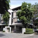 ขายบ้านเดี่ยว3ชั้น เนอวาน่า บียอนด์ พระราม 9 (Nirvana Beyond Rama 9) ขนาด 38.6 ตารางวา บ้านหลังมุม ตกแต่งสวยพร้อมอยู่