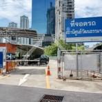 10 รถไฟฟ้ามหานคร สายสีน้ำเงิน MRT สถานีศูนย์วัฒนธรรมแห่งประเทศไทย เขตดินแดง/เขตห้วยขวาง  ถนนรัชดาภิเษก
