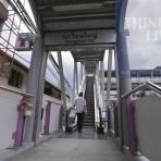 S8 สถานีรถไฟฟ้า BTS สถานีวงเวียนใหญ่ บริเวณปากซอยสารภี 3