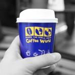 ร้านกาแฟ คอฟฟี่ เวิลด์   เซ็นทรัล เวสต์เกต บางใหญ่ Coffee World Central Plaza Westgate