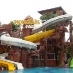 สวนน้ำนาข่าบุรี รีสอร์ท อุดรธานี  Mountain Park waterpark