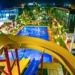 สวนน้ำมิลินท์ และสวนอาหาร นาข่า ถนนมิตรภาพ อุดรธานี  Milin Water Park Udon Thani